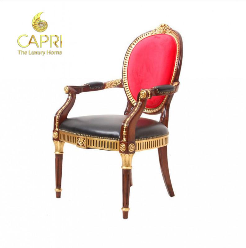 Ghế ăn Hoàng Gia Lacasa cao cấp Capri Home