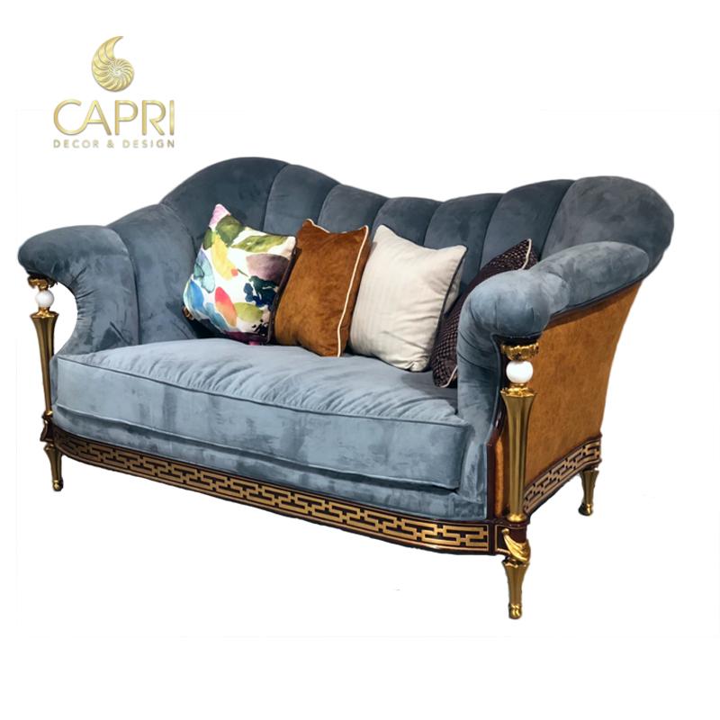Đồ nội thất cao cấp Capri Home: Sofa Alexander 2 chỗ