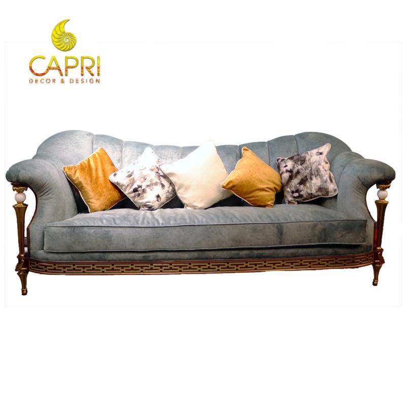 Đồ nội thất cao cấp Capri Home: Sofa Alexander 3 chỗ
