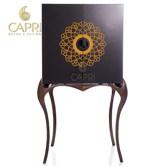 Đồ nội thất cao cấp Capri Home: Tủ trang trí Naperon
