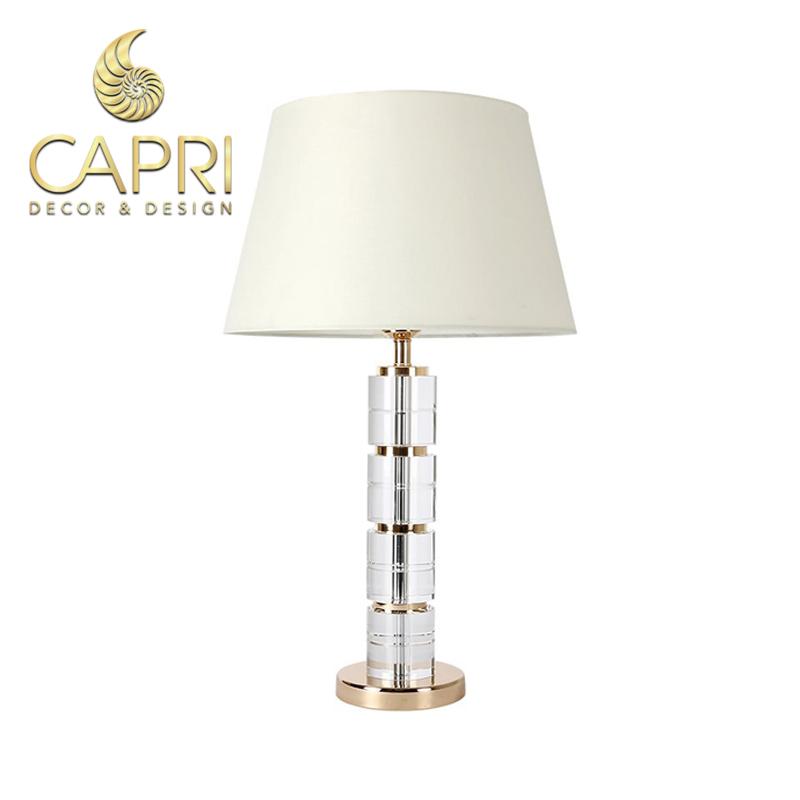 Đèn trang trí Capri Home: Đèn bàn cao cấp mẫu 30