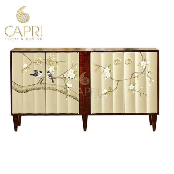 Đồ nội thất cao cấp Capri Home: Tủtrang trí Tình Lữ