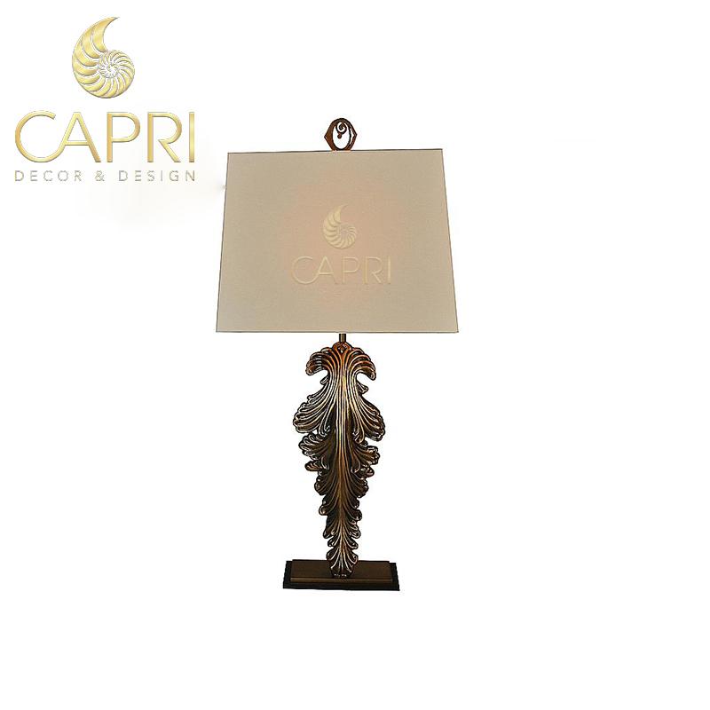Đèn trang trí Capri Home: Đèn bàncao cấp mẫu 11