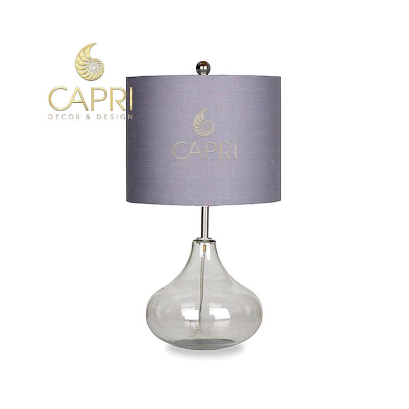 Đèn trang trí Capri Home: Đèn bàncao cấp mẫu 13