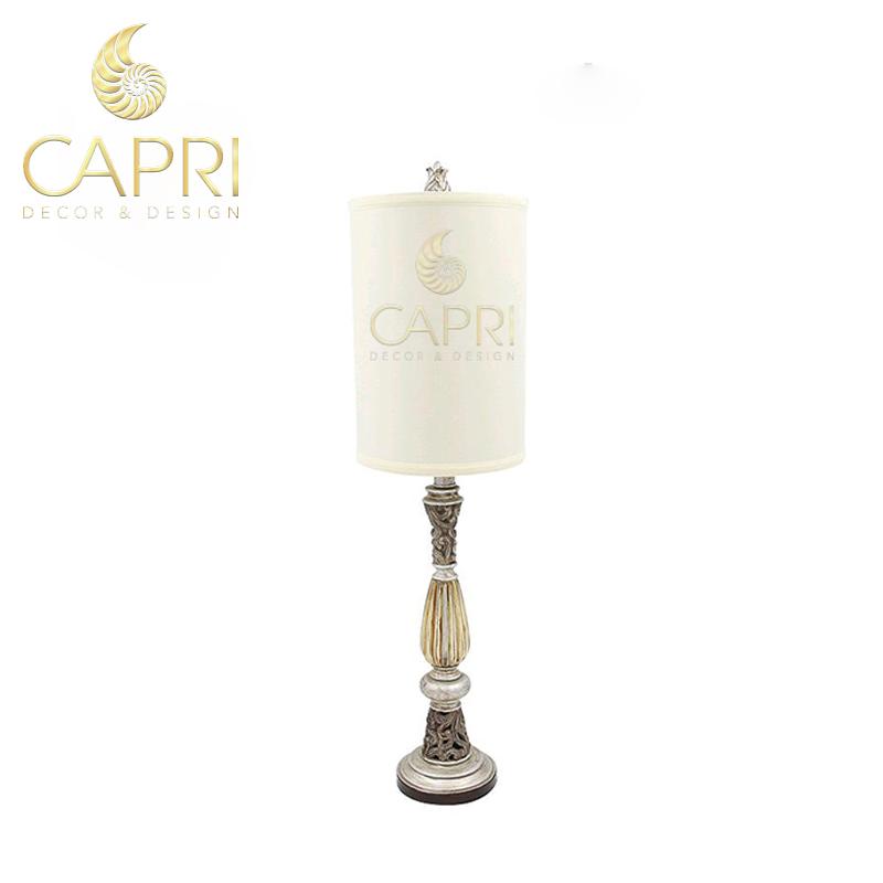 Đèn trang trí Capri Home: Đèn bàncao cấp mẫu 14