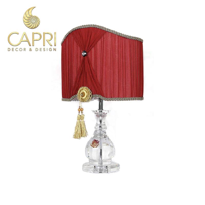 Đèn trang trí Capri Home: Đèn bàn cao cấp mẫu 27