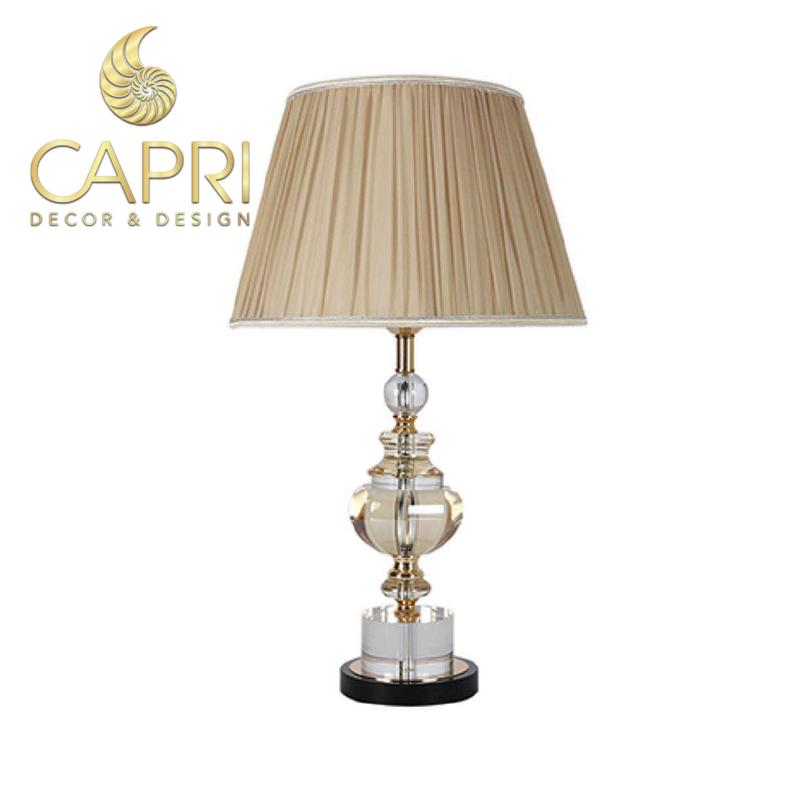 Đèn trang trí Capri Home: Đèn bàn cao cấp mẫu 31