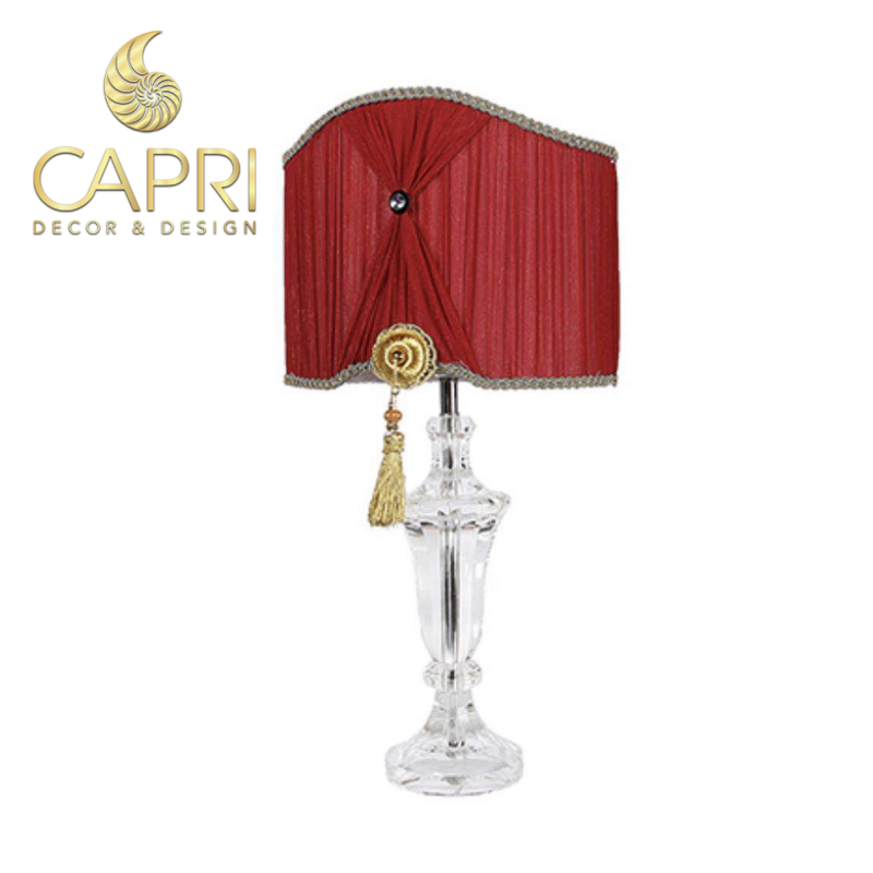 Đèn trang trí Capri Home: Đèn bàn cao cấp mẫu 28
