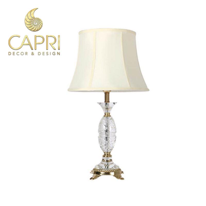 Đèn trang trí Capri Home: Đèn bàn cao cấp mẫu 33