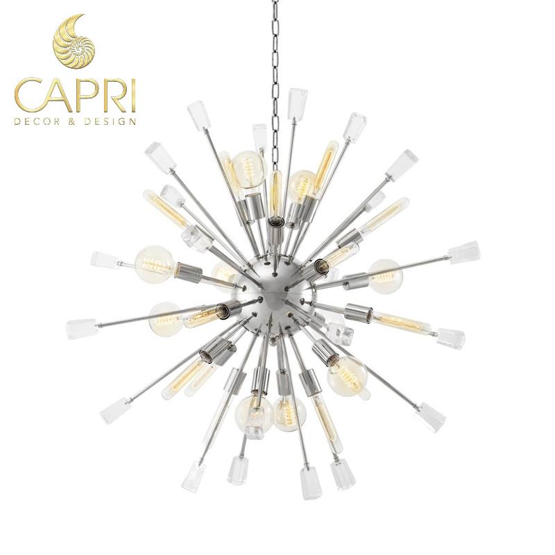 Đèn trang trí Capri Home: Đèn chùm cao cấp