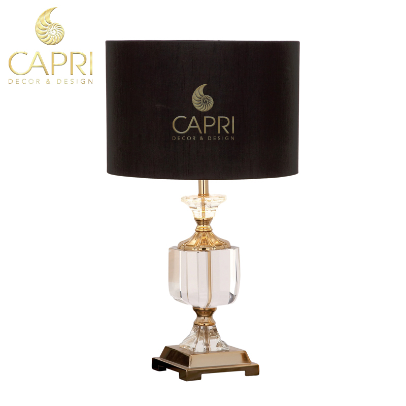 Đèn trang trí Capri Home: Đèn bàncao cấpPossini