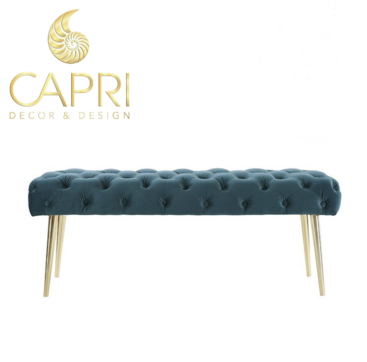 Đồ nội thất cao cấp Capri Home: Ghế băng dài