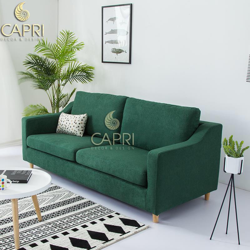 Đồ nội thất cao cấp Capri Home: Sofa hai chỗ ngồi