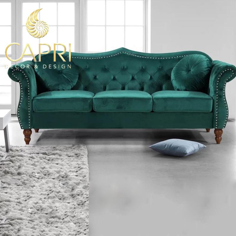 Quá trình phát triển cách thiết kế các món đồ nội thất: ghế, giường, sofa... theo dòng chảy lịch sử (Phần 2)