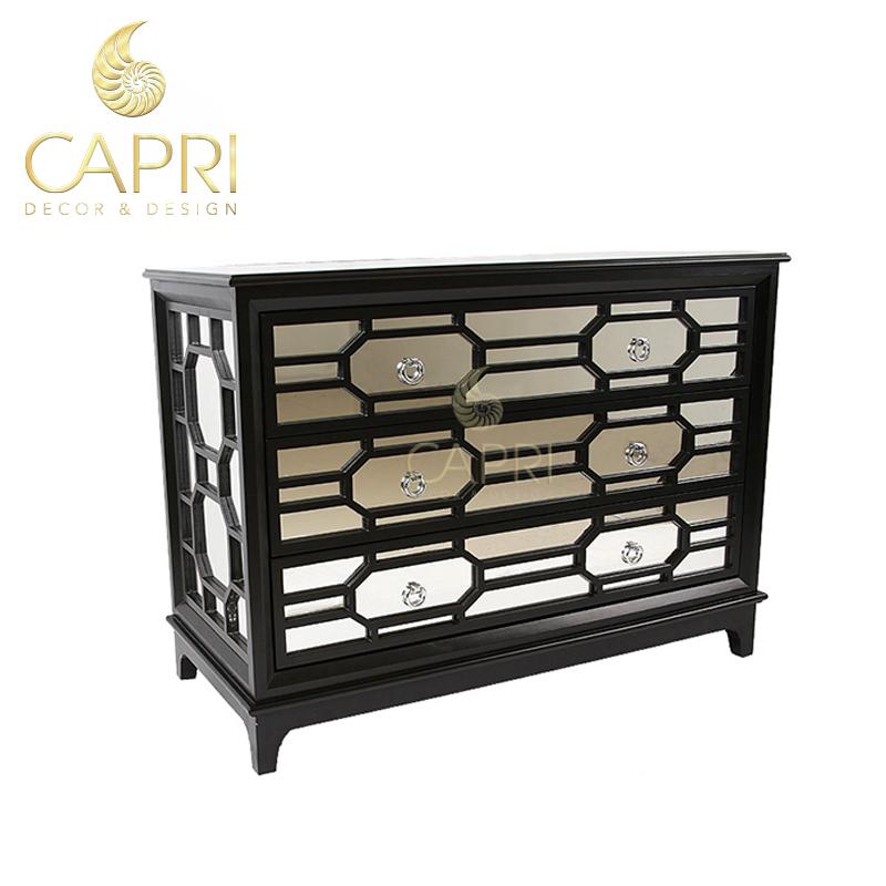 Đồ nội thất cao cấp Capri Home: Tủ gươngBạch Huyền