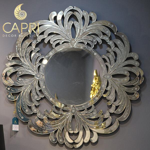 Gương trang trí Capri