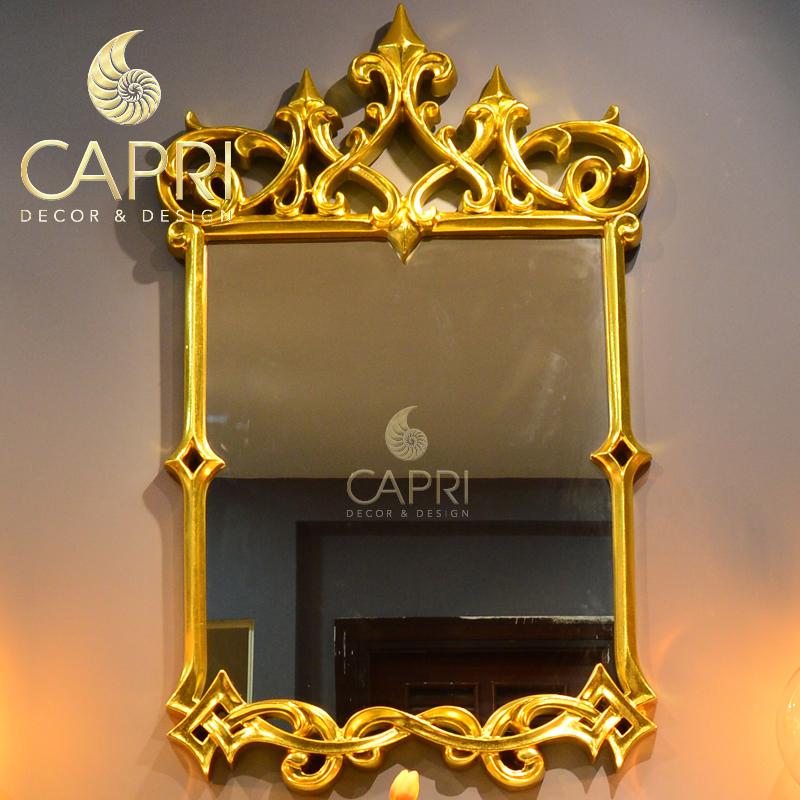 Gương trang trí cao cấp Capri Home: Nhuệ Kim