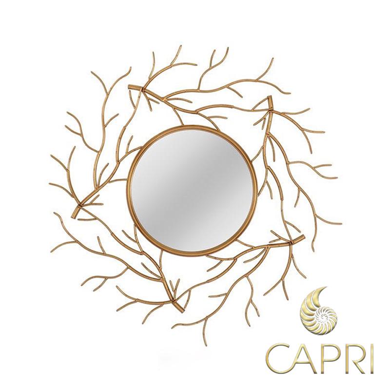 Gương trang trí cao cấp Capri Home: Tinh Vân