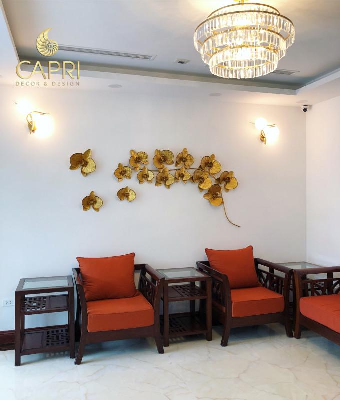 Sản phẩm CAPRI HOME đẹp mê lytại khách sạn Blue Diamond