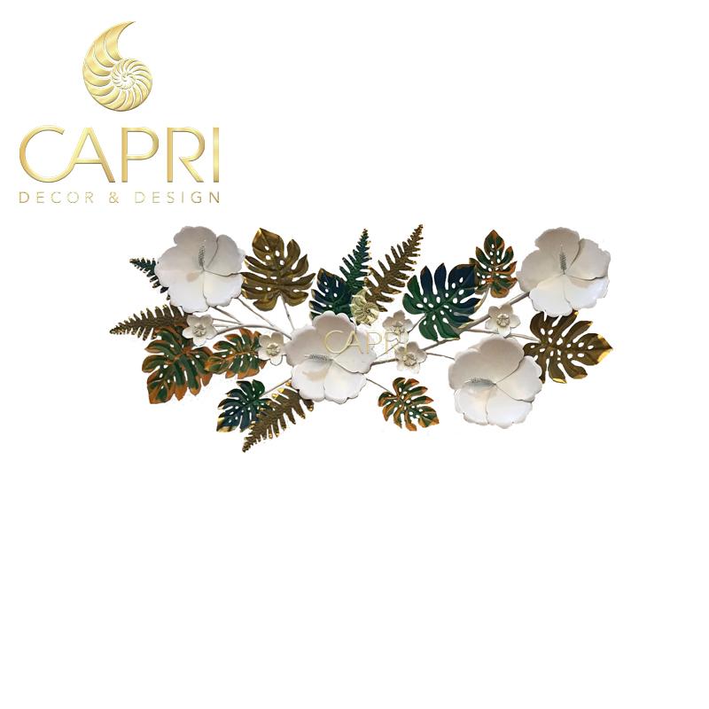 Tranh sắt nghệ thuật Capri Home: Bách Thảo Lâm