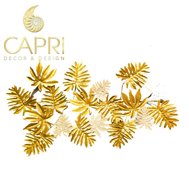 Tranh sắt nghệ thuật Capri Home: Kim Dương Xỉ