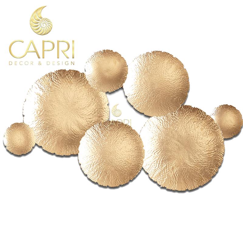 Tranh sắt nghệ thuật Capri Home: Vạn Niên Nhung