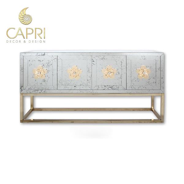 Đồ nội thất cao cấp Capri Home: Tủ gương trang trí Bạch Ảnh