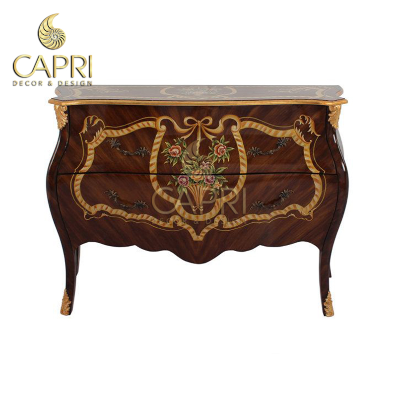 Đồ nội thất cao cấp Capri Home: Tủ trang trí La Casa lacasa